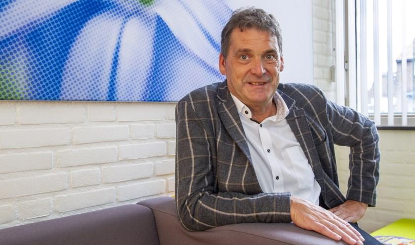 Jan van Vucht, directeur Area Wonen: 'Ik ben blij met deze samenwerking'