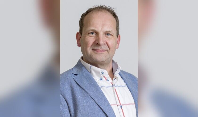 Wethouder Wouter Bollen van de gemeente Sint Anthonis.
