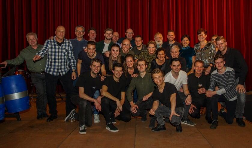 Slagwerkevenement in Erp groot succes (Foto's Erna Verhoeven).