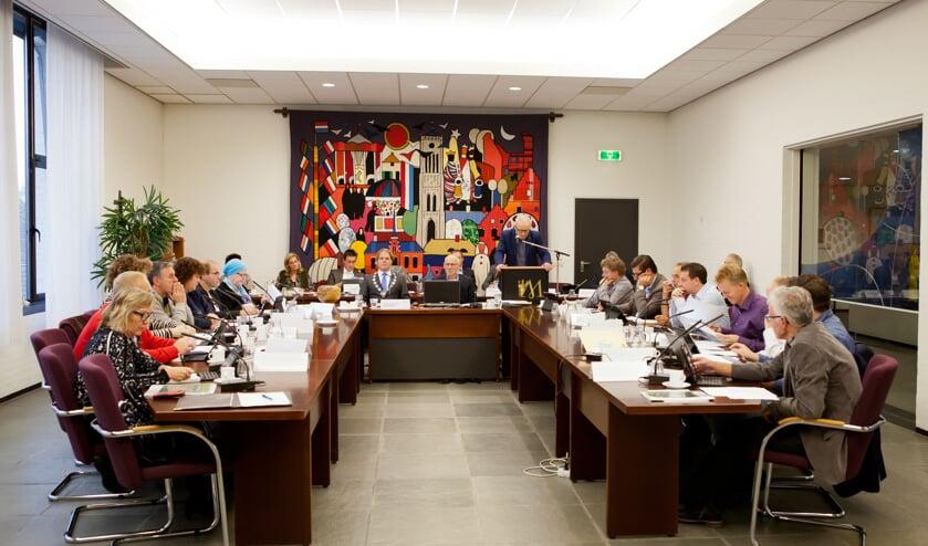 De gemeenteraad van Mill en Sint Hubert vergadert donderdag 12 december over de toekomst van de gemeente. (archieffoto: De Maas Driehoek)
