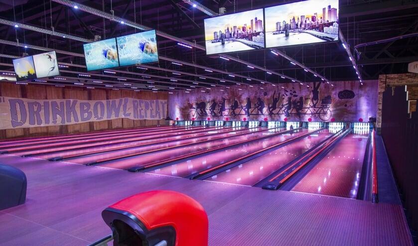 <p>Bowlingcentrum Dollies Bowling.</p>