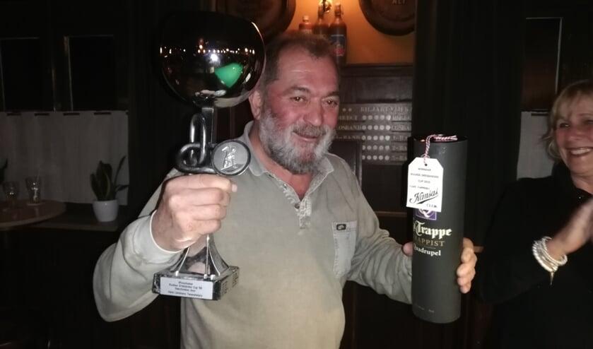 Cor Hendriks won de Cuijkse CUP.
