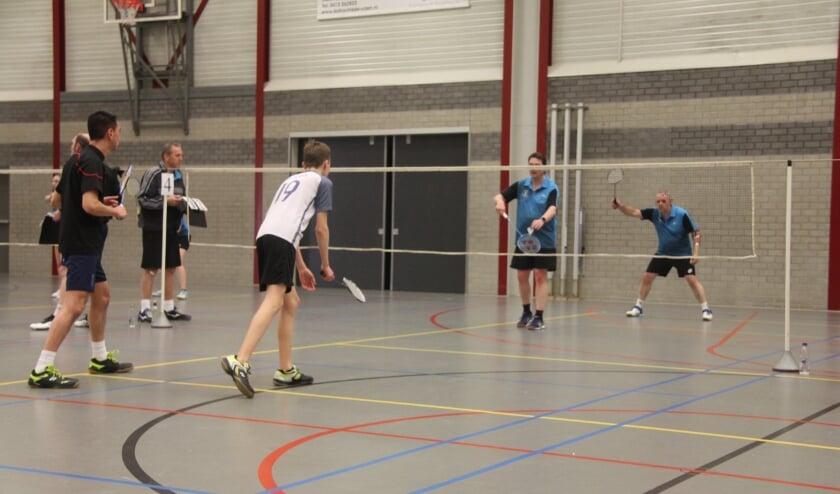 Het officiële badmintonseizoen gaat weer van start.