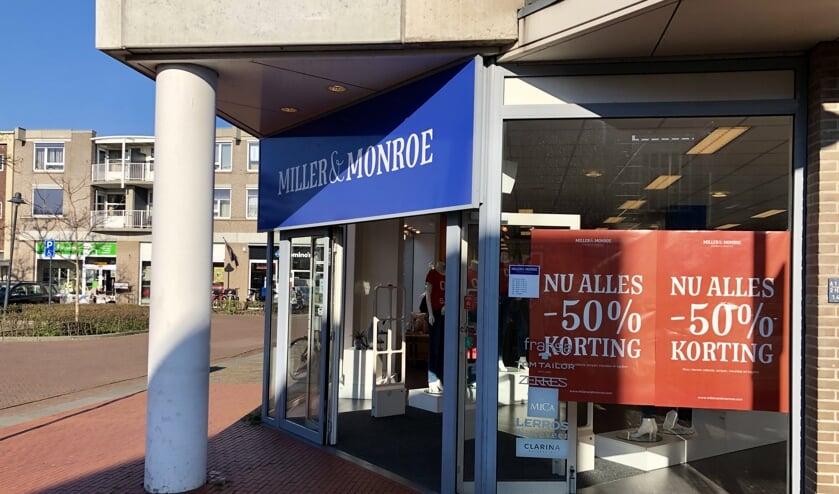 Miller & Monroe zit gevestigd op de hoek van het Bolkenplein.