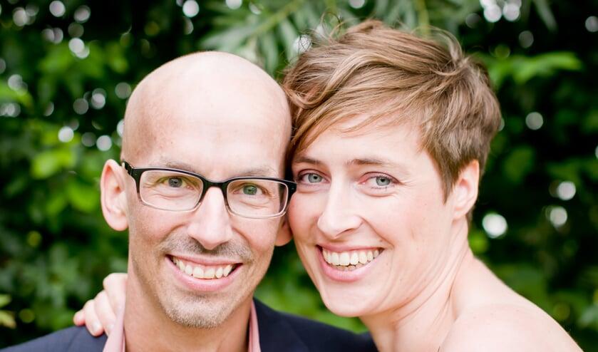 Dennis en Anke Verweijen