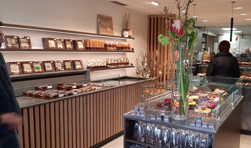 Christian Chocolaterie en Patisserie.