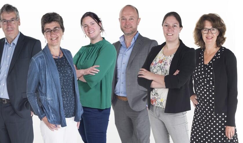 Het team van Nobru