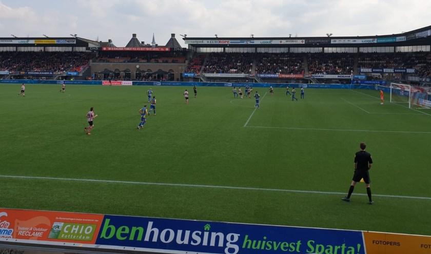 Sparta Rotterdam - TOP Oss.