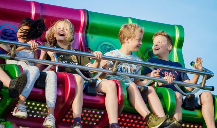 Er is volop plezier voor jong en oud op de Kermis Boxmeer.
