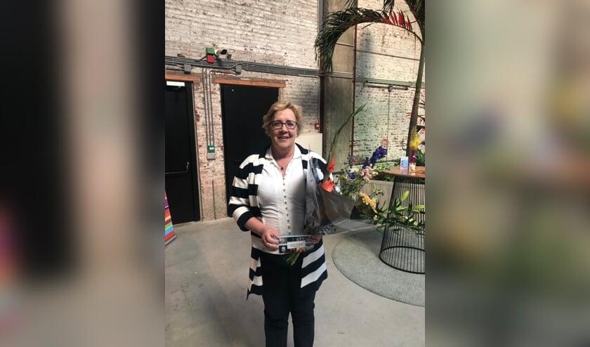 Mevrouw Wevers bestelde voor het nieuwe seizoen kaarten voor De Wondere Wereld Van De Taal.