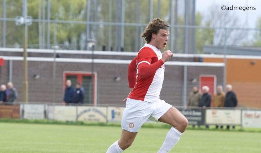 Martijn van de Rijdt. (Foto: Ad Megens)