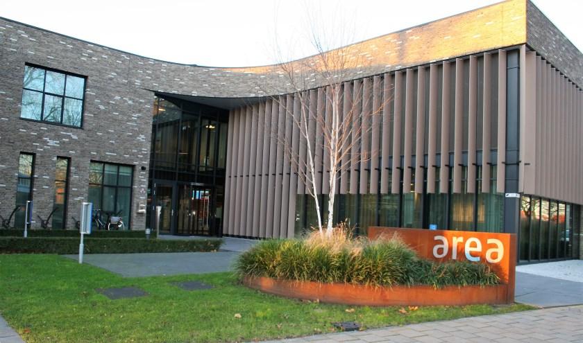 Het kantoor van Area in Uden.