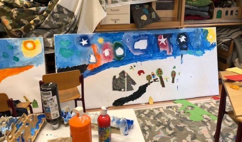 De Bonckert exposeert op vrijdag 21 juni 'unieke kunst' van eigen leerlingen.