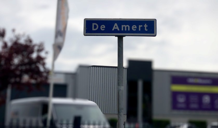 De Amert is een bedrijventerrein in Veghel.