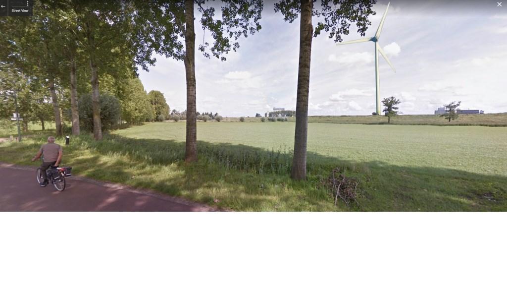vanaf Veghelsedijk2  © Kliknieuws Veghel