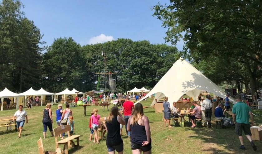 Op zondag 16 juni vindt weer het Schaapscheerdersfeest plaats in de bossen van Sint Anthonis.