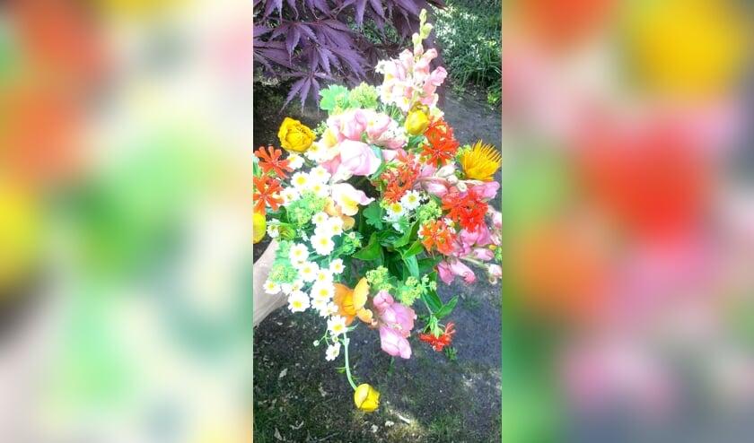 Op donderdag 27 juni vindt in het Theehuis in Oploo een workshop bloemenbinden plaats.