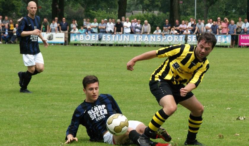 De KNVB heeft de indelingen van de groepsfase van de KNVB-districtsbeker bekend gemaakt.