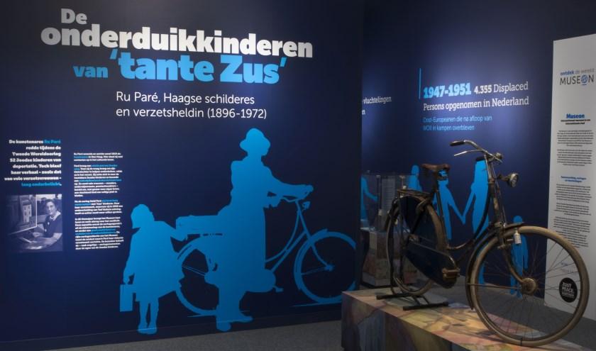 De expositie wordt geopend door Hanneke Gelderblom - Lankhout en Levie Kanes.