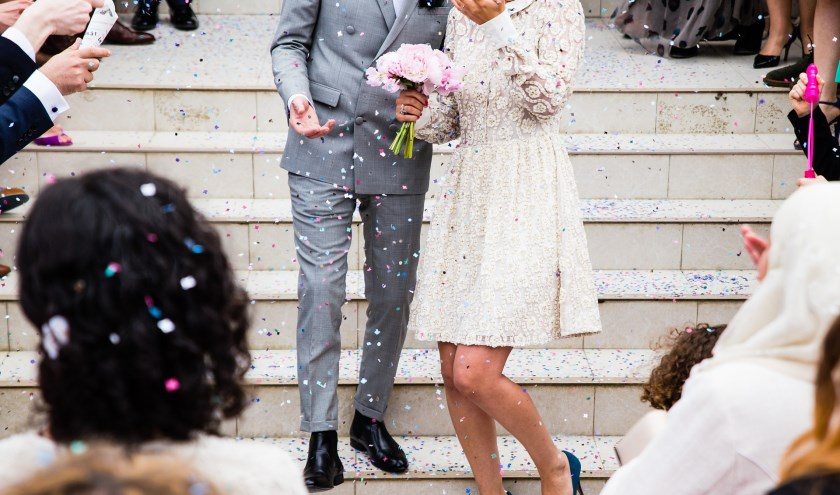 Een wijkaccommodatie of sportkantine in Cuijk mag niet meer gebruikt worden voor een bruiloft.