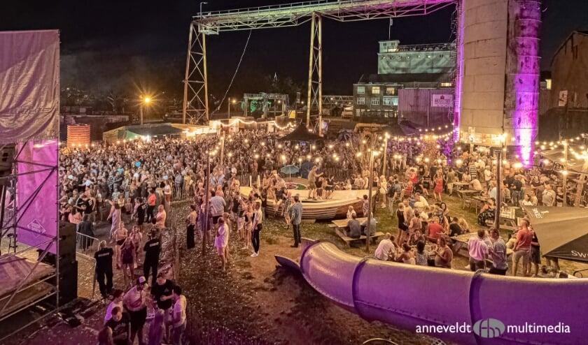 <p>Archieffoto van het Noordkade Festival in Veghel.</p>