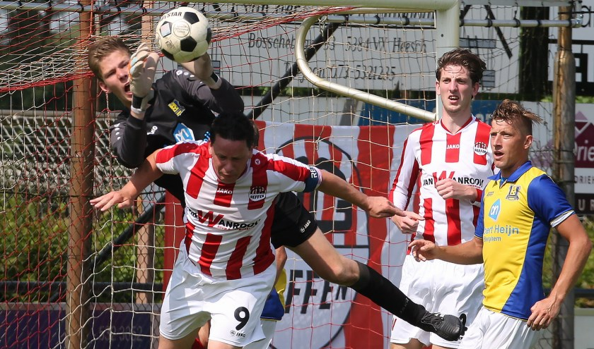 Nooit Gedacht - Berghem Sport. (Foto: Peter Kuijpers)