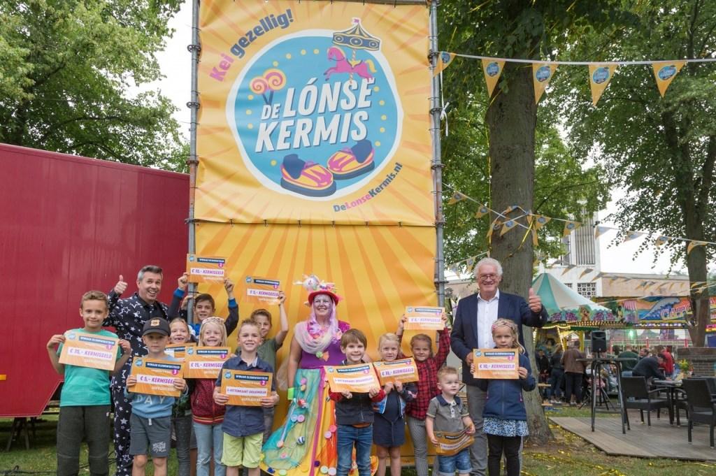 De Lónse Kermis, nog tot en met woensdag 21 augustus in Overloon. Foto: Albert Hendriks © Kliknieuws De Maas Driehoek