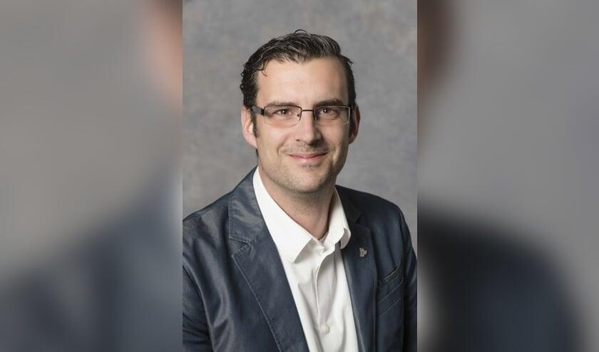 Wethouder Thijs van Kessel.