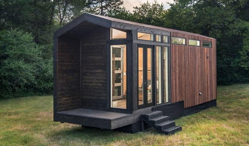 Tiny Houses behoren volgens het CDA tot mogelijke opties om de woningbouw in Grave te stimuleren.