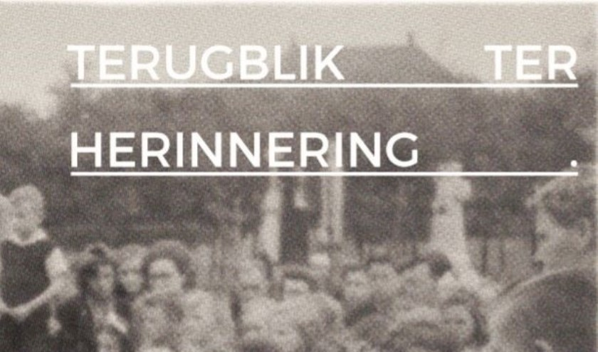 Het boek Terugblik ter herinnering vertelt over de Tweede Wereldoorlog in Erp, Boerdonk en Keldonk.