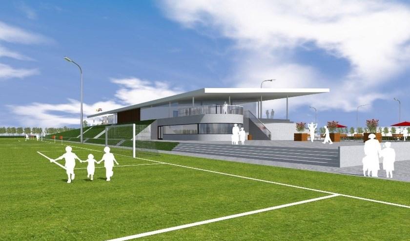 De drie voetbalclubs in de gemeente Grave willen volgend jaar samengaan en een gezamenlijk sportpark betrekken met HC Grave.