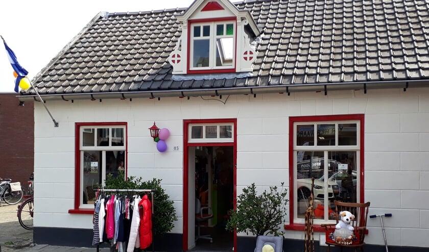 De pop-up winkel van Stichting Marijn in Veghel sluit binnenkort weer de deuren.