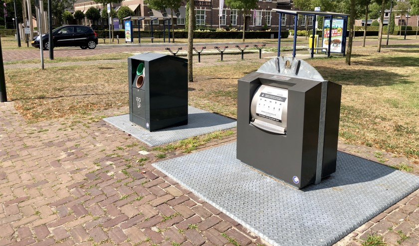 Mariaheide - Hoek Ericastraat/Dobbelsteenplein.