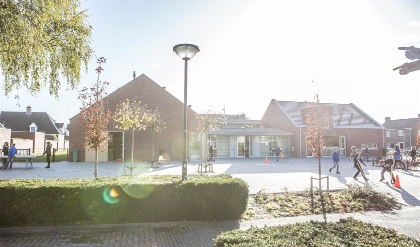 Basisschool Maria ter Heide. (foto: archief)