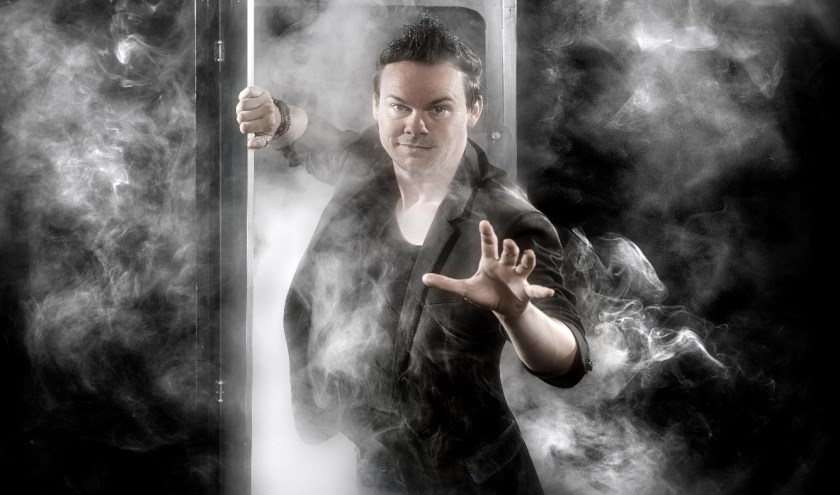 Master illusionist Winfried