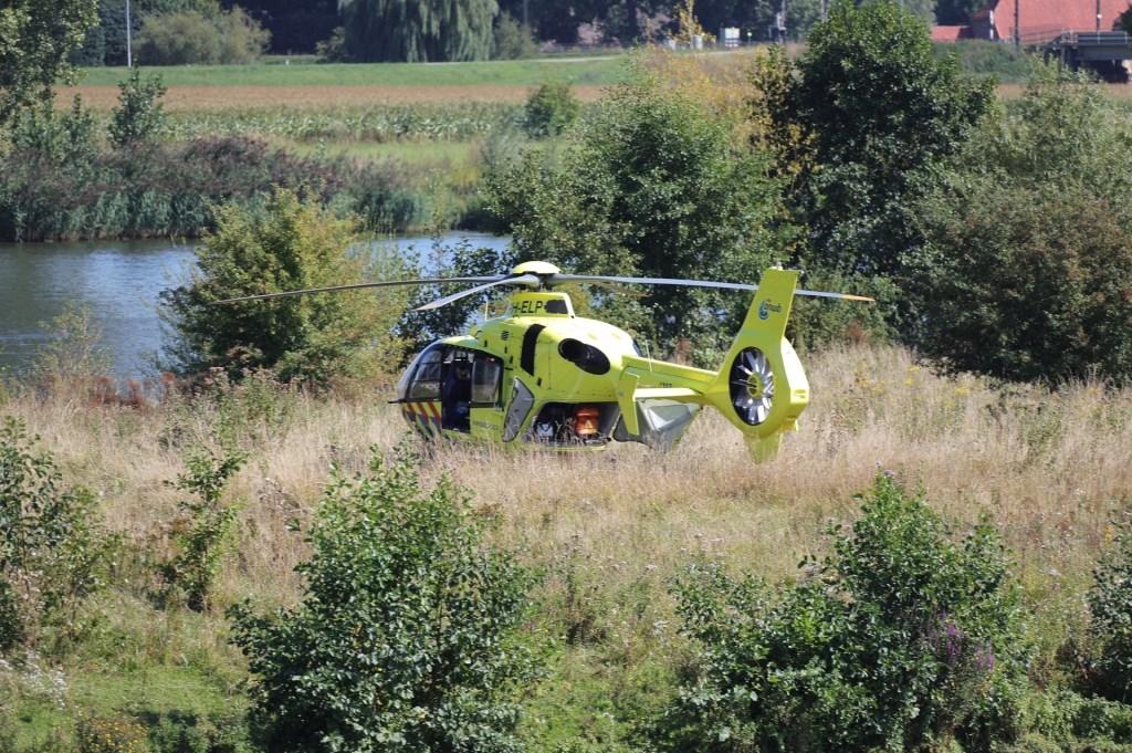 Vrouw overleden bij ongeval in Neerlangel. (Charles Mallo, Foto Mallo)  © Kliknieuws Oss