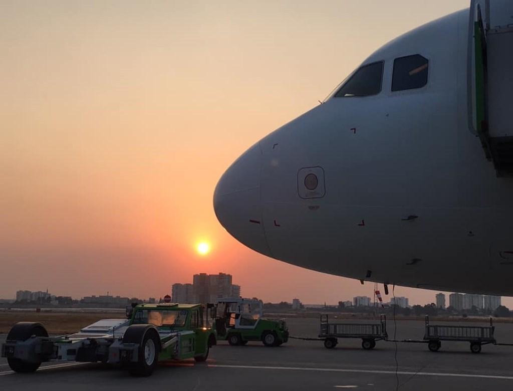 Lisette Van Der Heijden-Lange maakte deze foto vorige week op Airport Antayla, Turkije. © Kliknieuws Uden
