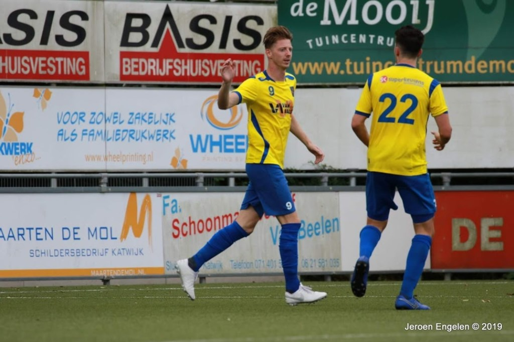 FC Rijnvogels - O.S.S.'20 (Foto: Jeroen Engelen)  © Kliknieuws De Maas Driehoek