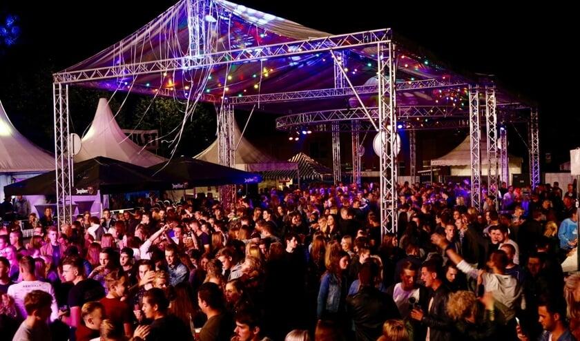 <p>Eerdere editie van het Pleinfeest in Boxmeer.</p>