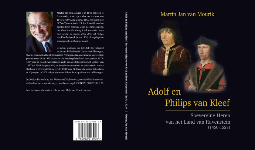 Een deel van de cover.