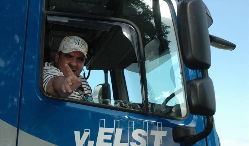 De Truckrun trekt zondag 15 september weer door de regio.