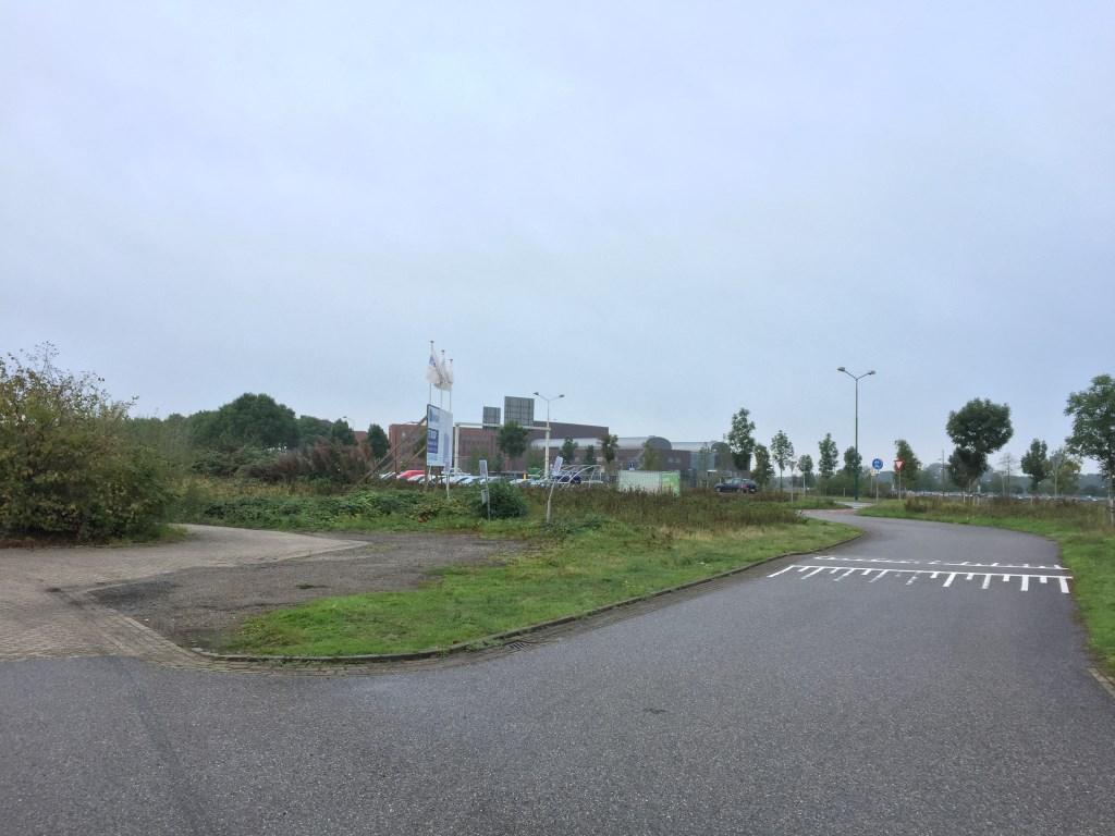De beoogde locatie van de McDonald's in Beugen. Foto: Martijn Schwillens © Kliknieuws De Maas Driehoek