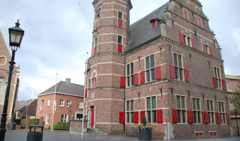 Stadhuis in Gennep