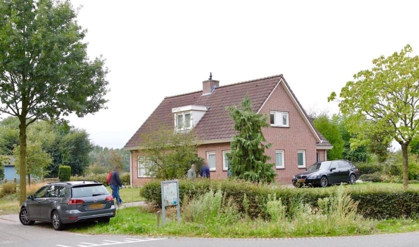 De recherche deed afgelopen dinsdag onderzoek in de woning van Johannes V. uit Beers.