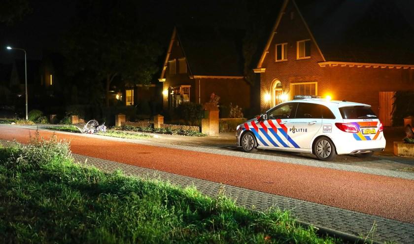 Fietser ernstig gewond bij ongeval op Hescheweg. (Foto: Gabor Heeres / Foto Mallo)