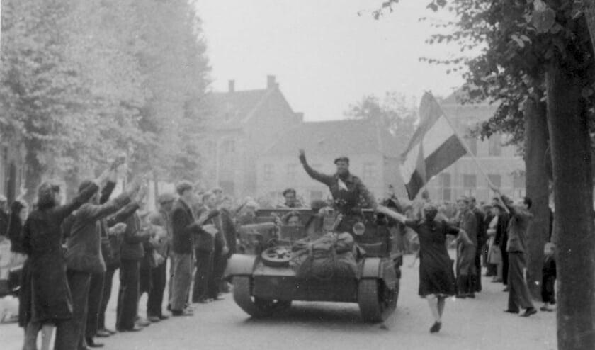 Op 18 en 19 september reden de geallieerden Uden binnen en was Uden bevrijd.