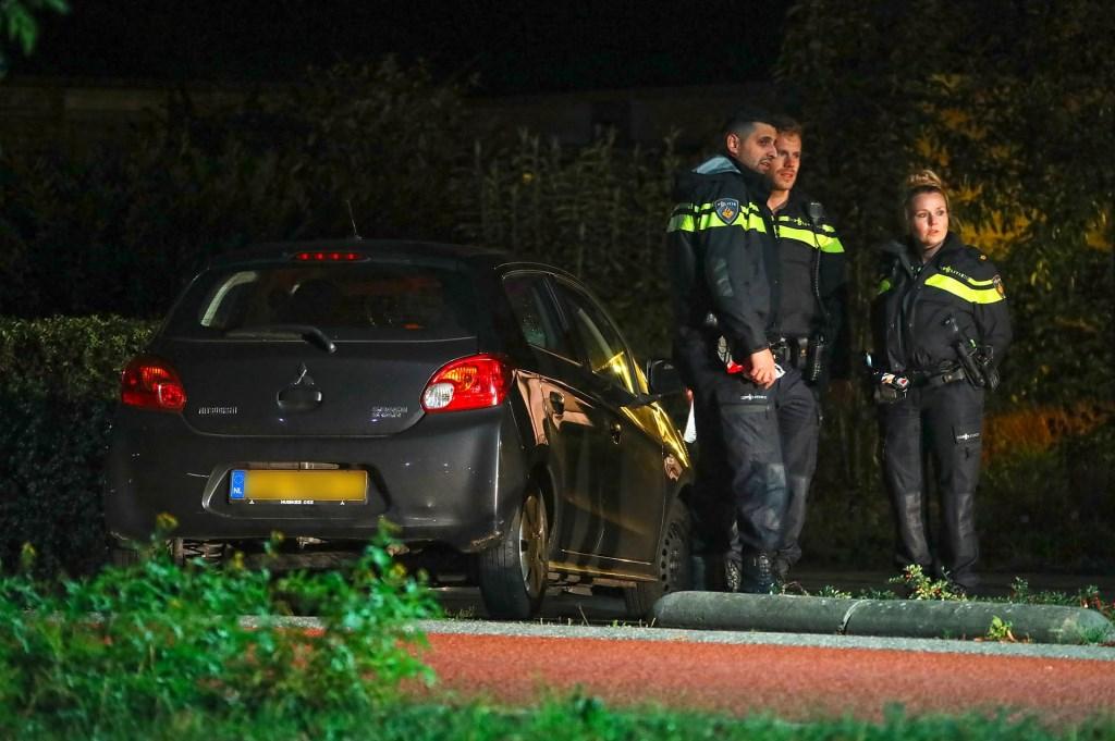Fietser ernstig gewond bij ongeval op Hescheweg. (Foto: Gabor Heeres / Foto Mallo)  © 112 Brabantnieuws