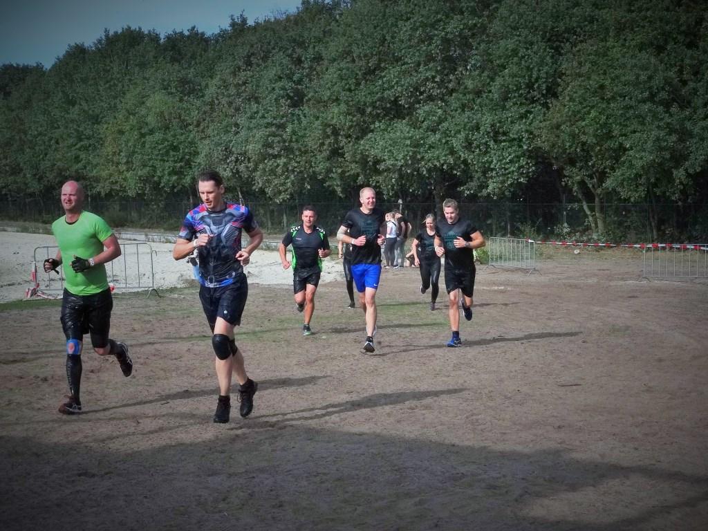 Liberation Obstacle Run. (Foto: Ineke Voskamp)  © Kliknieuws Oss