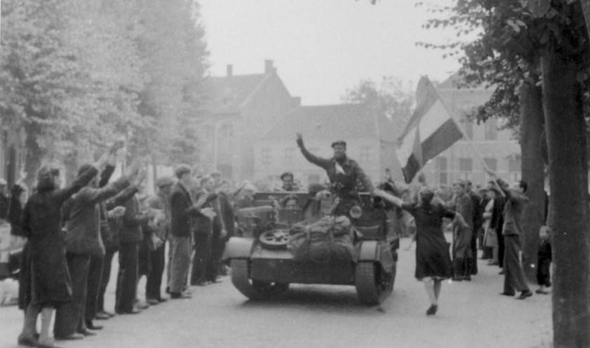 Operatie Market Garden verliep onder meer via Grave.