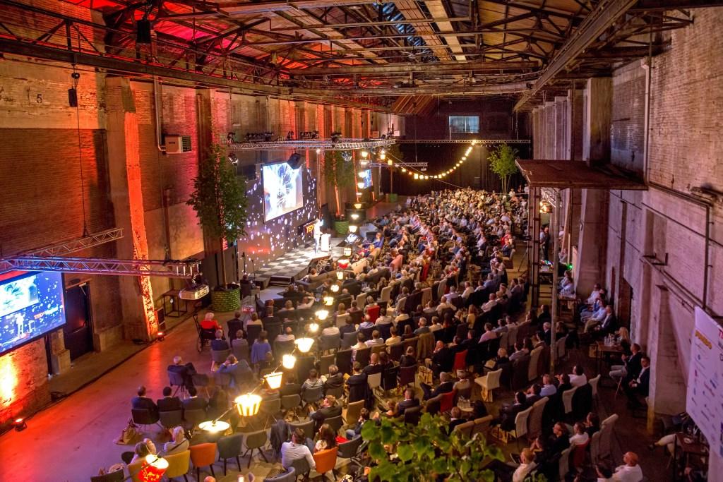 TEDxVeghel is in de Koekbouw én in De Blauwe Kei.  Foto:  © Kliknieuws Veghel